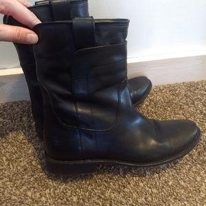 Paige FRYE short riding boots!!